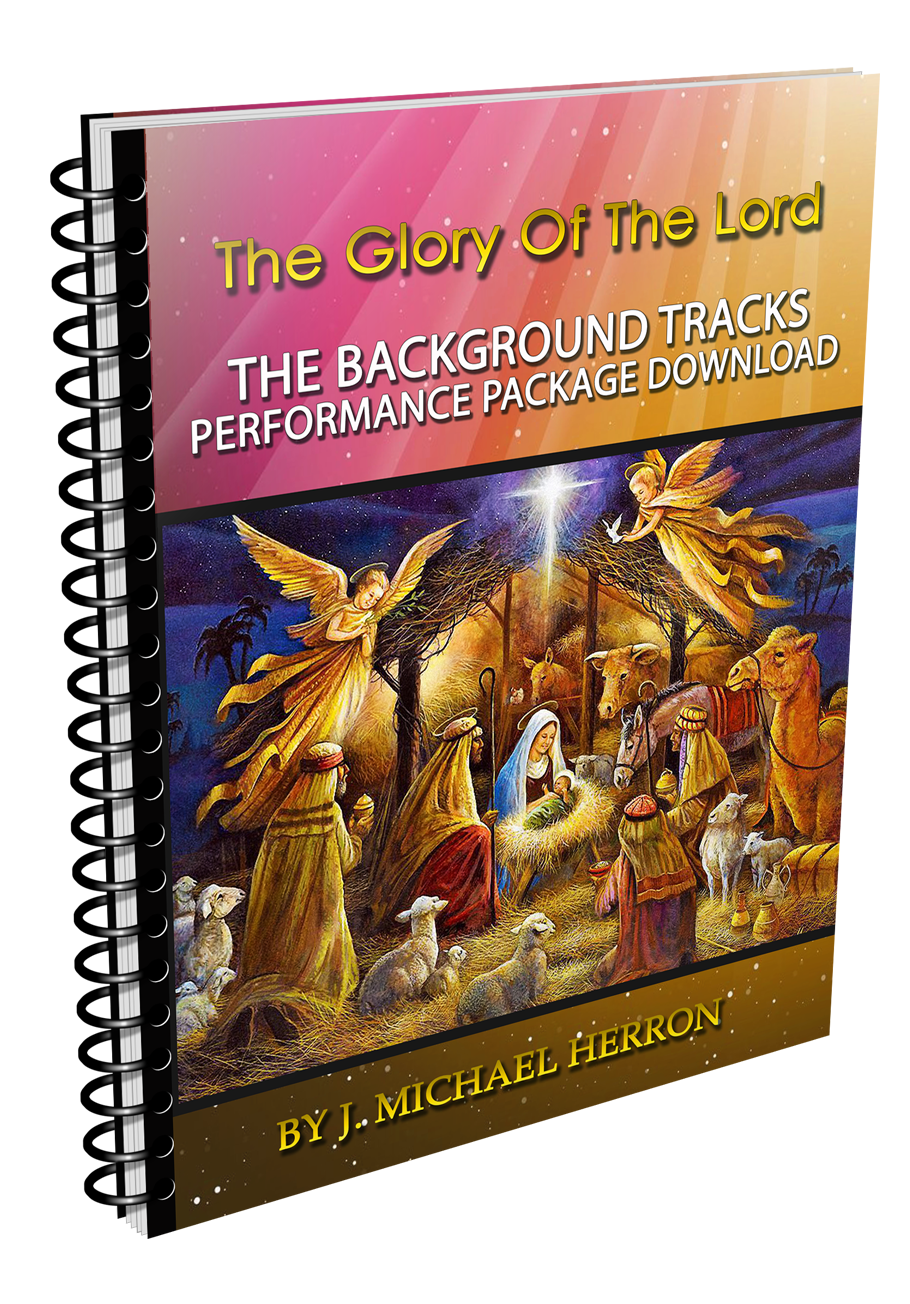 The Background Tracks Performance Package - DOWNLOAD - Mike Herron